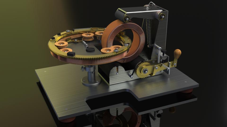 Как сделать станок для намотки трансформаторов своими руками