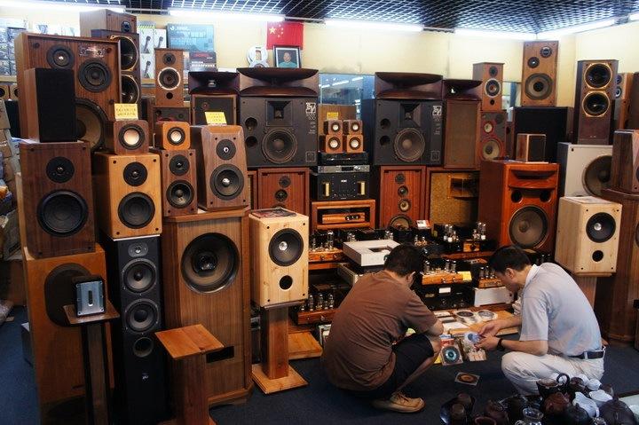 Аудиосистема 5.1 своими руками